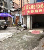 汉阳动物园路上龙江庭院B区唯一门口商铺招租