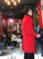 双流县美发店转让生意好可考察