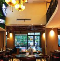岳麓区看云路万科城市花园小区500平米中式风味餐厅转让
