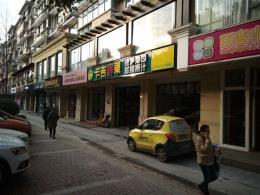 芙蓉区白沙湾公交站台旁两层临街门面可空转