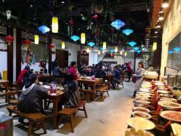 长沙高桥市场430㎡盈利餐饮店转让