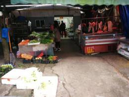 雨花区社区出入口120㎡生鲜蔬菜旺铺转让