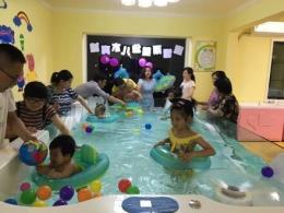 高档小区人气排名第一的婴幼儿游泳馆转让