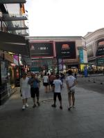 江汉路万达商业广场黄金门店