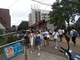 林科大旺铺小吃奶茶店转让(可空转)