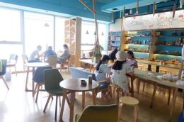 绿地中央广场117㎡餐饮/便利店转让