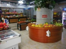 天心区贺龙体育馆旁85平米水果店旺铺分租或转让