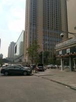 岳麓区大型办公楼旁60平米粉面馆转让