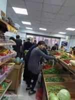 (可空转,部分股权转让)高档小区出入口120平生鲜超市优价转让