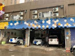 汉阳区低价转让225平汽车维修店(可空转)