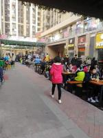 东西湖区怡华逸天地商圈一楼27平米商铺