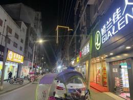 蔡甸区步行街30平米门面转让
