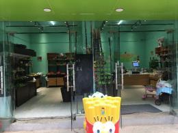 蔡甸区小区底商51平米生鲜超市转让