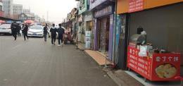 江夏区中洲路学校后街20平米旺铺转让