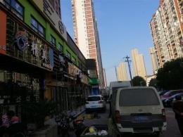 汉阳区玫瑰街130平米美发店转让