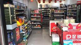 江夏区关谷工业区配套100平米超市转让