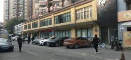 转让洪山区欢乐谷东湖庭院社区70平米底商1号粥店