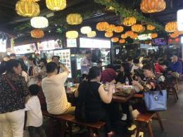 五一广场地铁口12平米冷饮甜品店转让(4年老店)