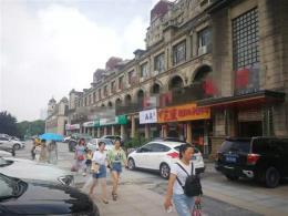 芙蓉区政府人民路临街1100㎡高档旺铺转让(可空转