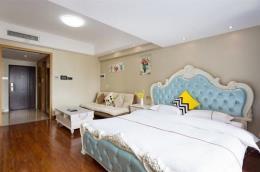 五一广场商圈精装公寓酒店优价转让 手续齐全