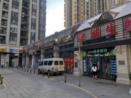 汉阳区纽宾凯小区蜜城生鲜超市300平整转
