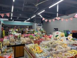 黄陂区巨龙大道26号205平米百货超市转让
