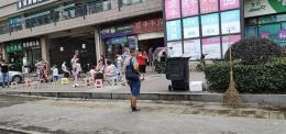 汉阳区小区出入口6000营业额60平方超市转让