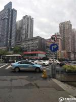 芙蓉区袁家岭市中心商圈临韶山路纯一楼品牌餐饮门面