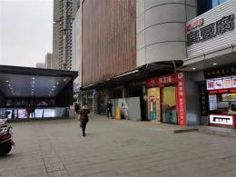 火车站正对面 地铁口2-4层3000平米门面出租(