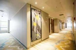 高档优质2400㎡连锁经济型酒店优价转让
